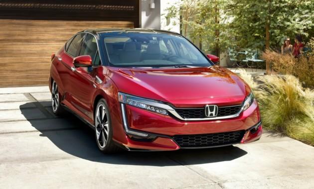Компании дженерал моторс и Хонда объединились для поиска нового альтернативного топлива