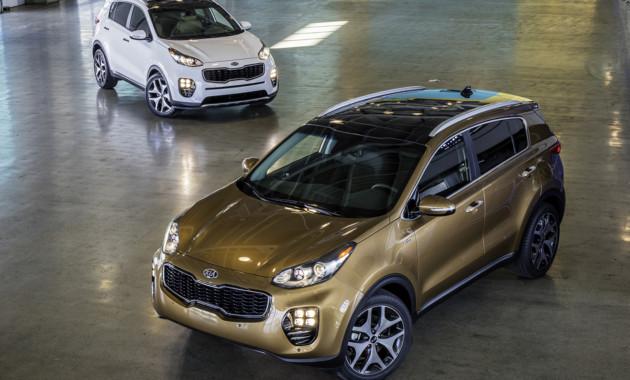 Свыше трёх миллионов автомобилей KIA продано в 2016 году