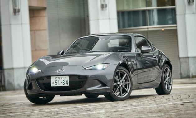 26ЯнвСпрос на новую версию Mazda MX-5 оказался выше прогнозов