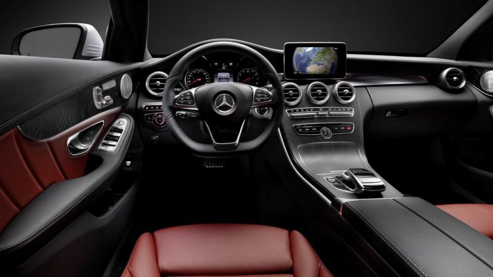Актуальный Mercedes-Benz C-Class