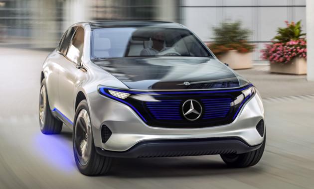Mercedes продемонстрировал новый четырехдверный седан икомпактный кроссовер— Детройтский автосалон