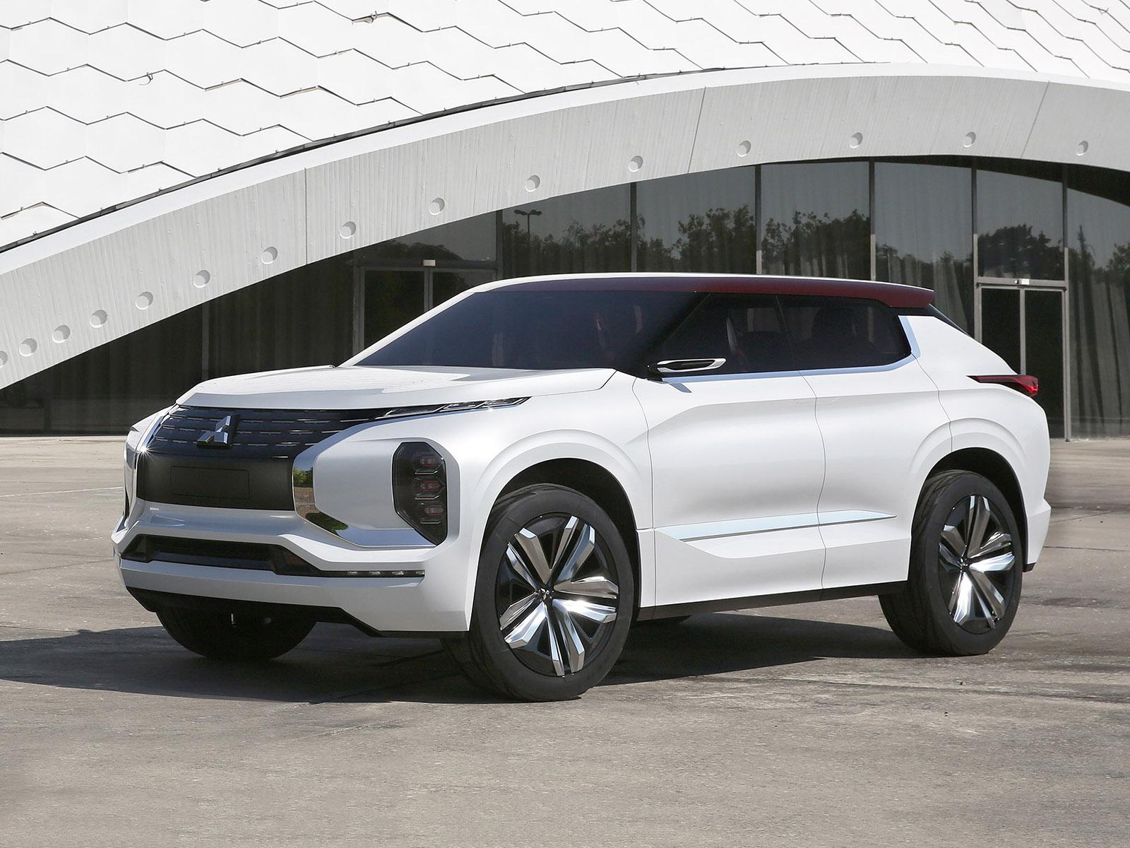 Mitsubishi Outlander появится в 2020 году - Колеса.ру