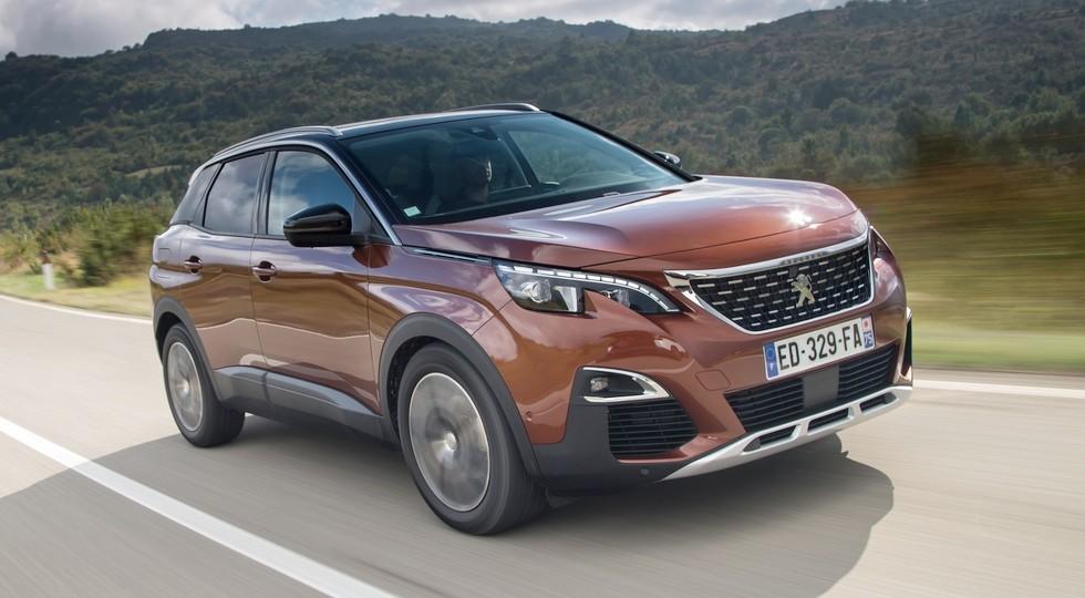 В Российской Федерации 1Мая официально стартуют продажи самого нового кроссовера Peugeot (Пежо) 3008