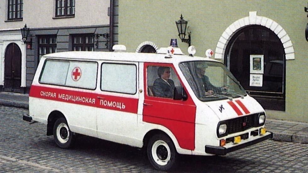 РАФ-2203-01 выпуска после 1987 года