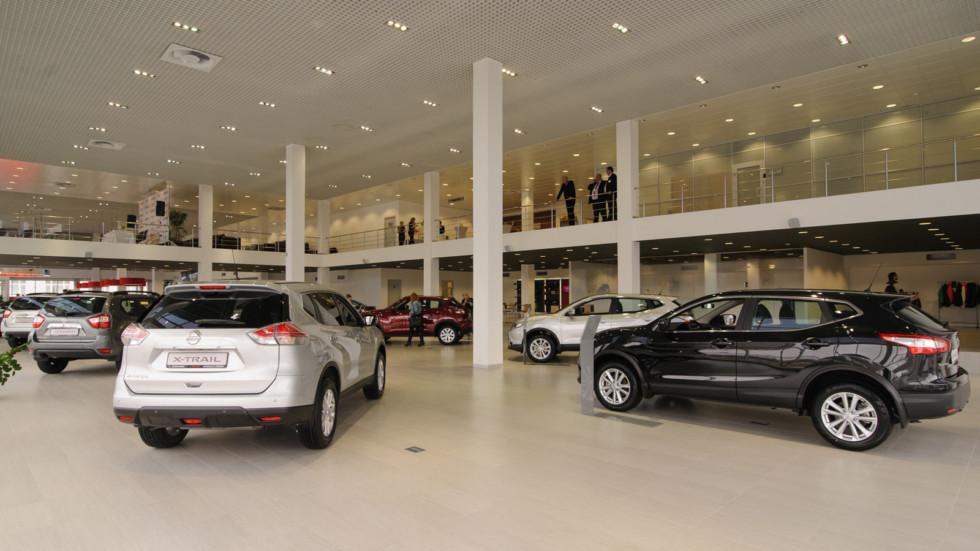 рейтинг продаж автомобилей