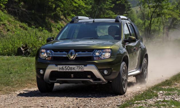 Автомобили Renault в России можно купить со скидкой по программе обновления автопарка