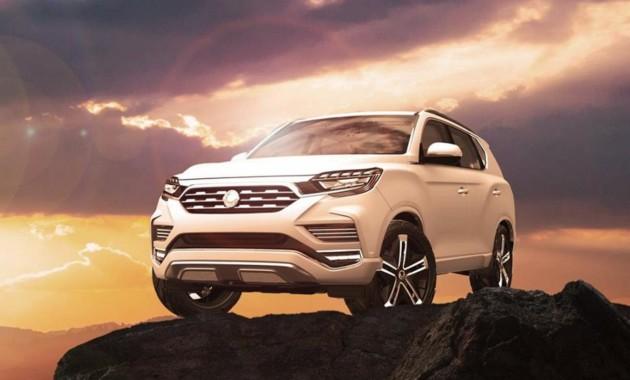 Сан Ёнг поделилась статистикой продаж ианонсирует новый SUV