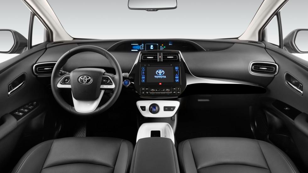Toyota Prius вернётся в Россию в марте 2017 года