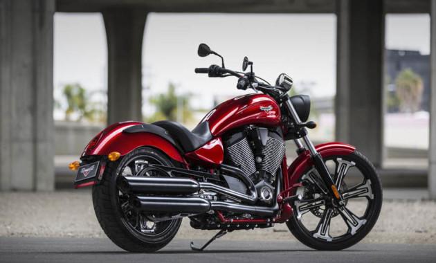 Polaris сворачивает производство мотоциклов Victory
