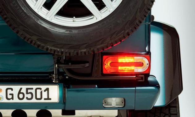 Вглобальной web-сети рассекречен новый открытый вседорожный автомобиль Mercedes-Maybach G650 Landaulet