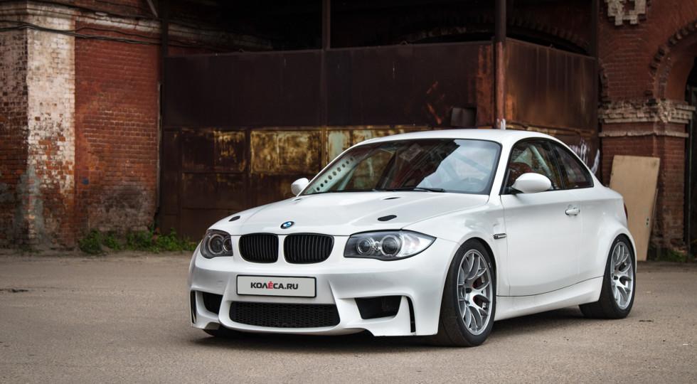 Нюрбургринг, я иду к тебе: тюнинг BMW 135i E82
