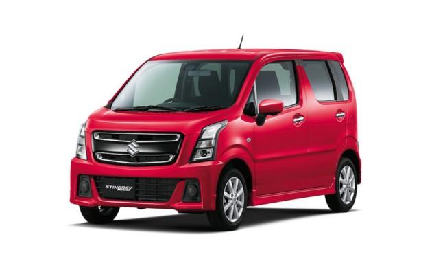Наавтомобильный индийский рынок  поступит бюджетный вариант Maruti Сузуки  Wagon R