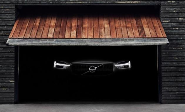 24ФевVolvo показала тизер новой модели
