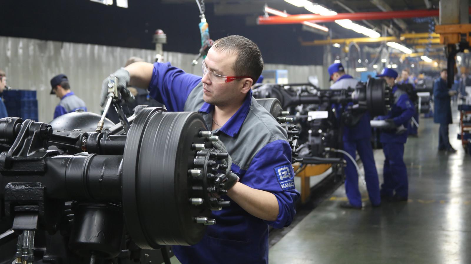 Картинки по запросу КАМАЗ модернизация производства