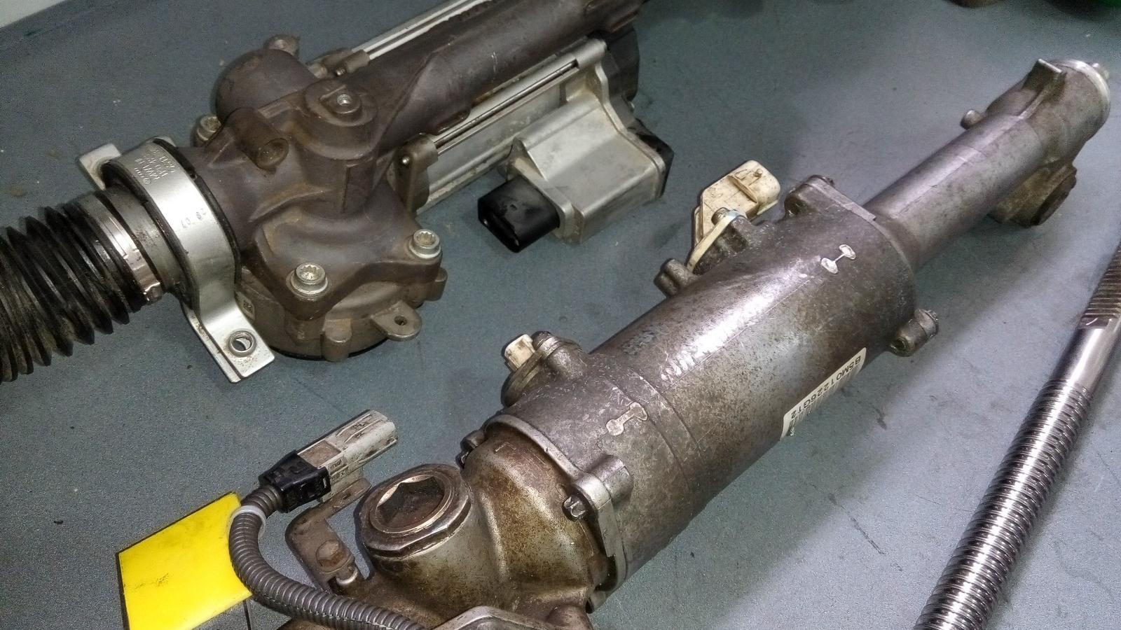 электромеханический усилитель рулевого управления недостатки skoda