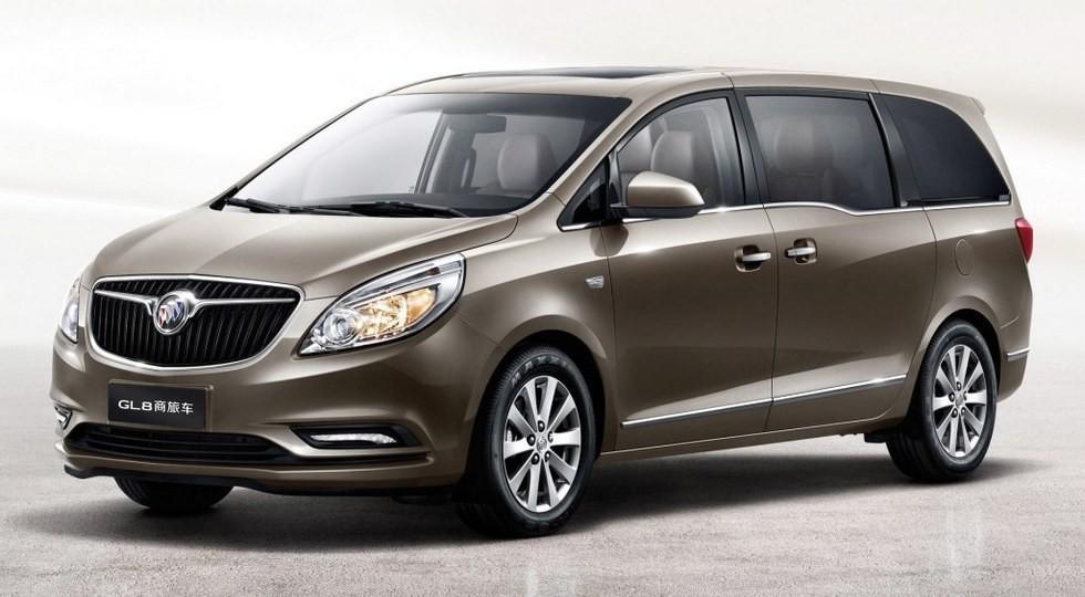Buick GL8 2-го поколения появится впродаже на рынке КНР