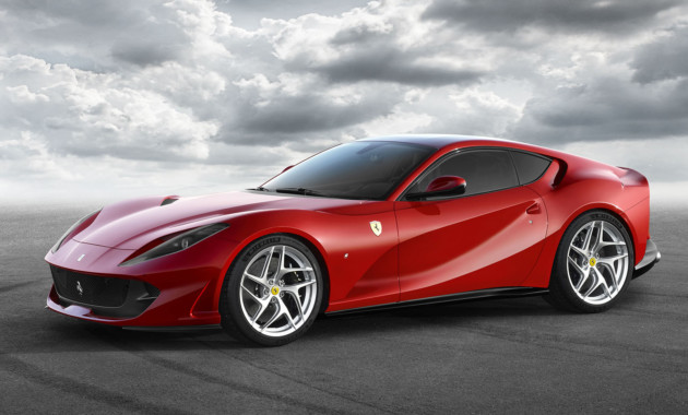 16ФевSuperfast Ferrari представила самую мощную модель в истории марки