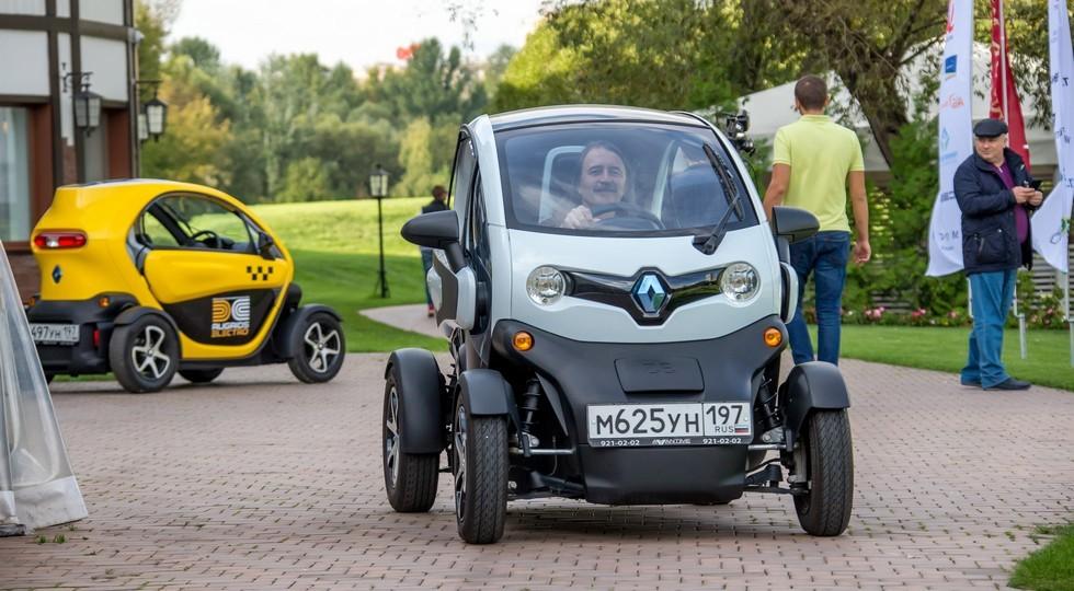 На автомобильном рынке Российской Федерации может появиться электрокар Рэно Zoe