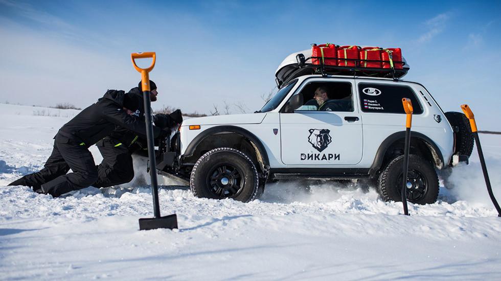 На пути в Якутию предстоит преодолеть два зимника