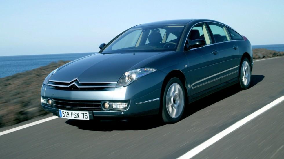 На фото: Citroën C6 '2005–12