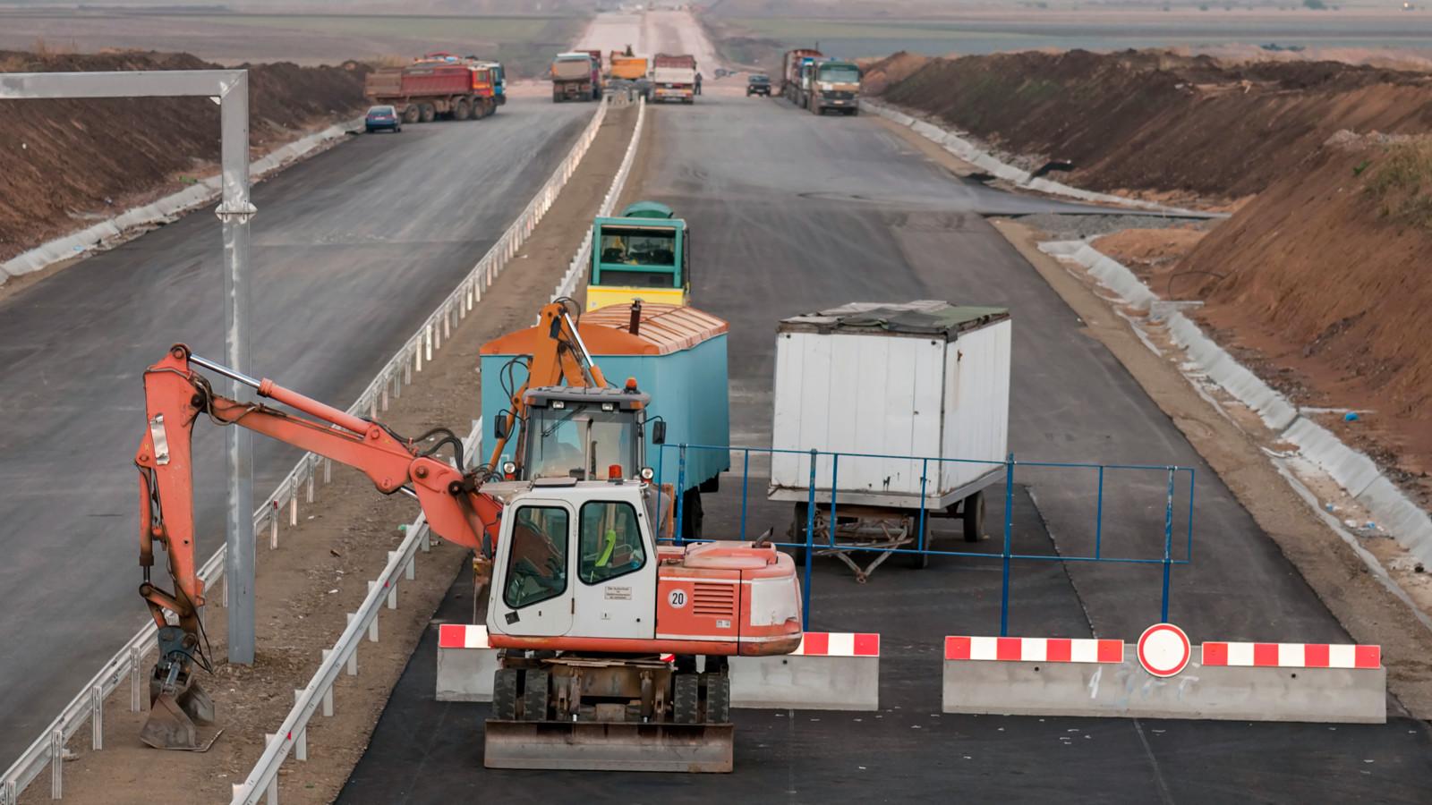 ГДприняла закон оштрафах занесоблюдение безопасности движения при ремонте дорог