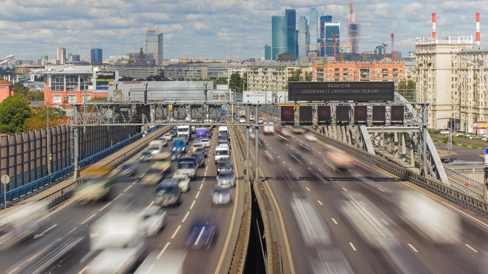 Нафевральских каникулах в российской столице можно будет парковаться бесплатно