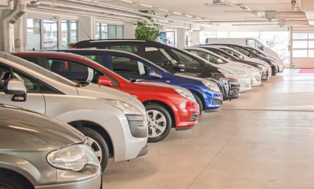 Рынок подержанных легковых авто всередине зимы вырос на2%