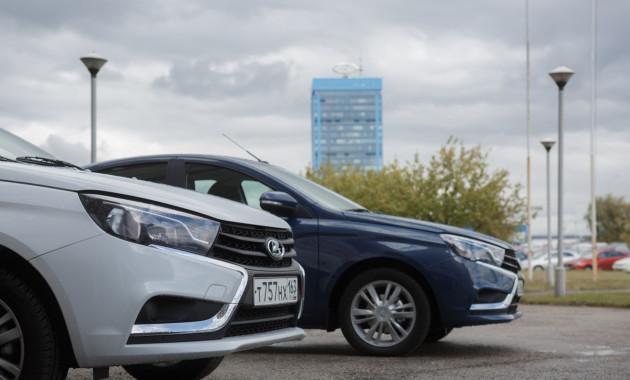 Руководитель АвтоВАЗа назвал виновных впотере 10 тыс. автомобилей