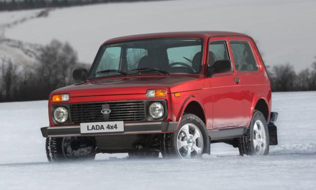 «АвтоВАЗ» представит специальную версию «Нивы» в 2017г