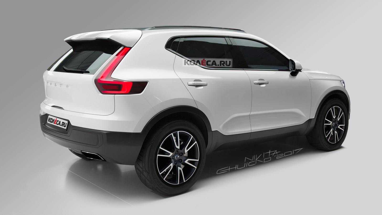 Volvo Xc40 Колеса ру