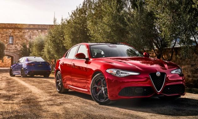 Альфа Ромео планирует презентовать купе Giulia Sprin вЖеневе