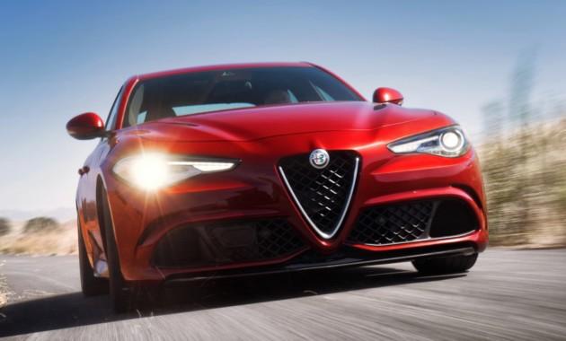 Альфа Ромео выпустила Giulia вкузове купе