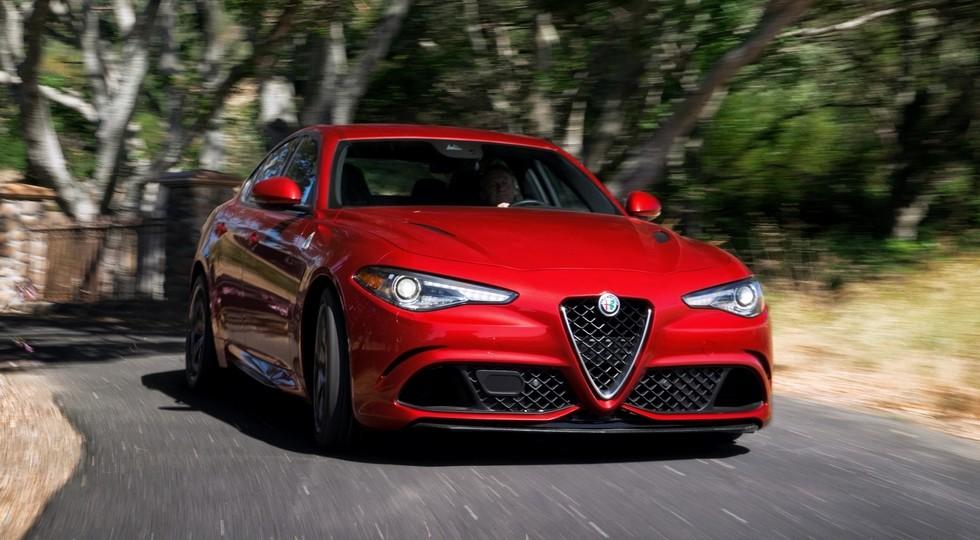 Компания Альфа Ромео планирует привезти вЖеневу купе Giulia Sprint