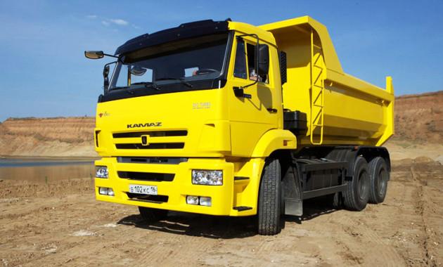 В минувшем году КАМАЗ увеличил долю нарынке тяжелых фургонов до56%
