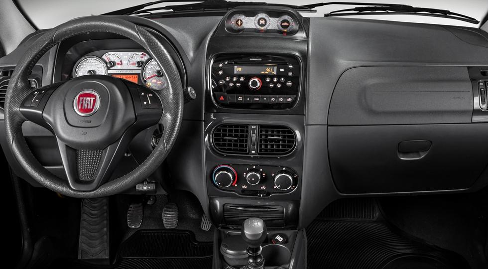Новое поколение пикапа Fiat Strada задержится