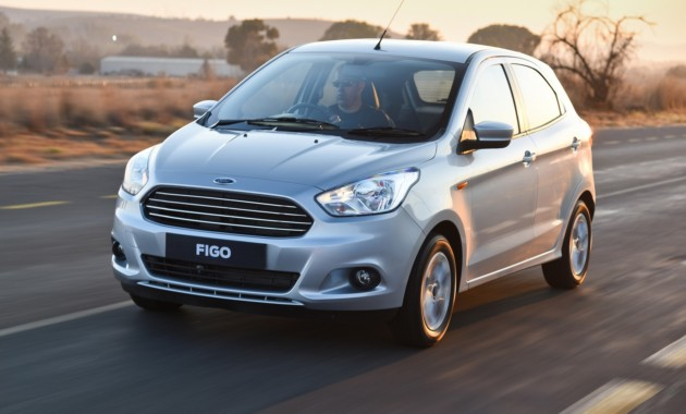 Хэтчбек Форд Figo получит новейшую псевдо «спортивную» версию