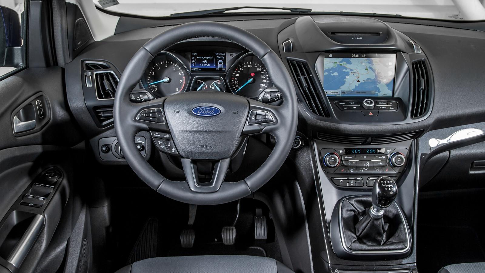 Машины Форд вевропейских странах снабдят встроенными модемами иWi-Fi