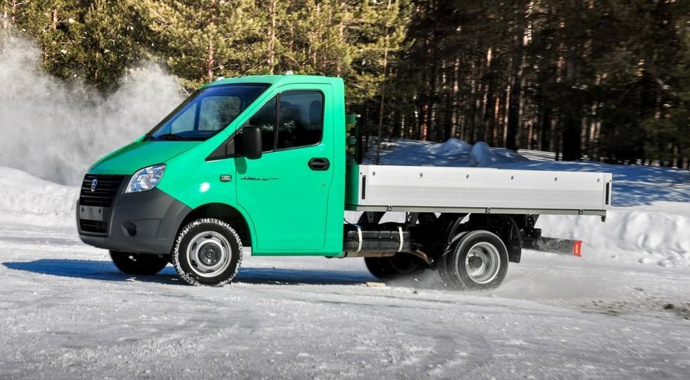 Рынок России фургонов продемонстрировал зимой впечатляющий рост