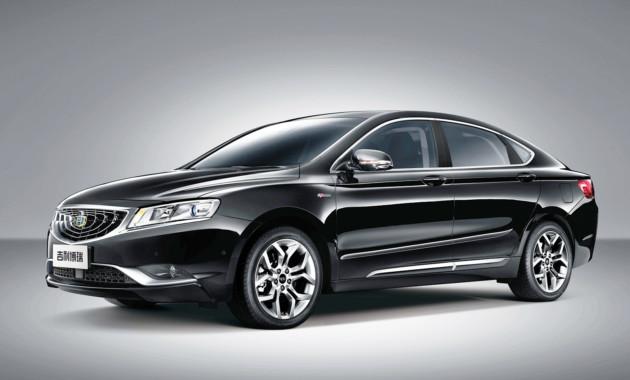 Geely объявил дату старта продаж обновленной модели EmgrandGT