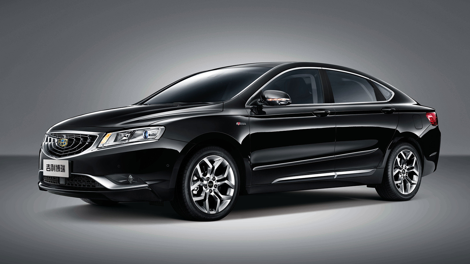 Geely EmgrandGT в РФ будет стоить как Тойота Camry