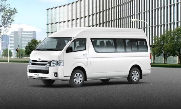 Топливный насос в фургонах Toyota Hiace приказал долго жить