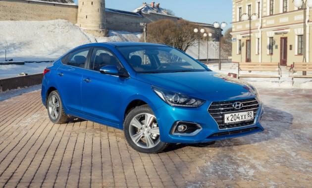16ФевОфициально объявлены российские цены нового Hyundai Solaris