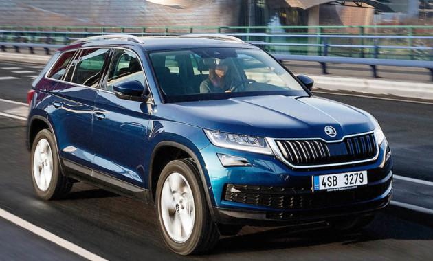 27ФевБольше кроссоверов Skoda пообещала четыре новых SUV