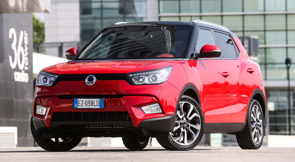 Продажи авто Сан Йонг начались вокрестностях Санкт-Петербурга
