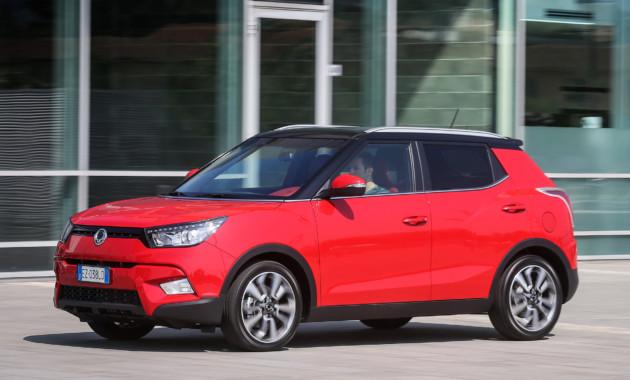 ВПетербурге стартовали интернет-продажи авто Сан Ёнг