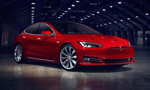 Электромобили Tesla и БМВ прошли краш-тесты поужесточенной методике