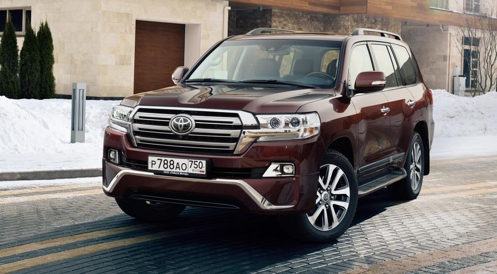 В РФ уменьшились продажи дизельных авто