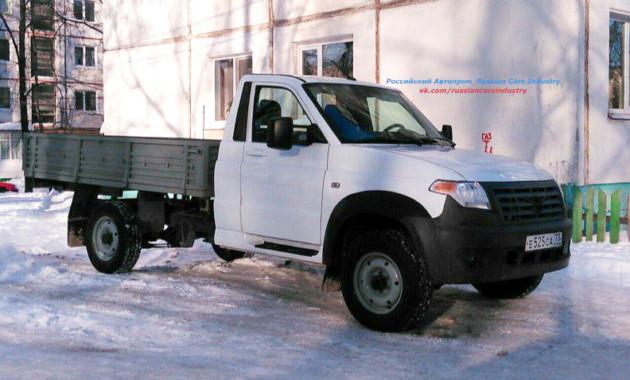 УАЗ готов кстарту производства модели Карго