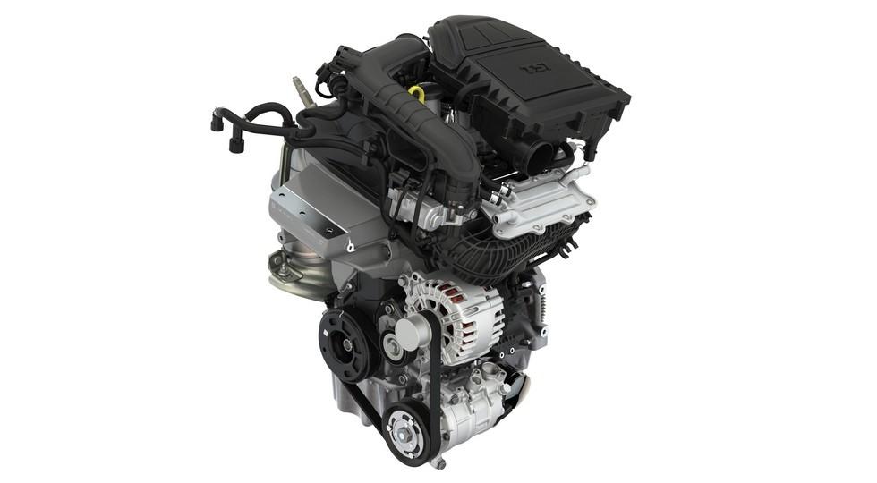 Шкода Fabia и Шкода Octavia получили новые двигатели
