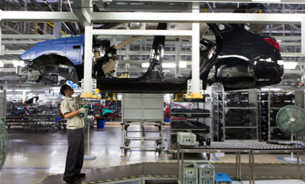 Завод Hyundai остановился на фоне напряжённости между Китаем и Южной Кореей
